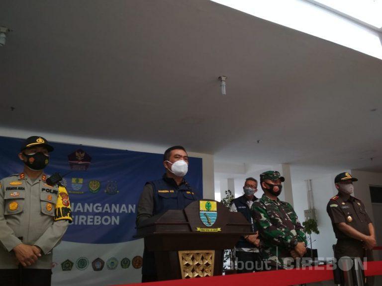 Mulai 9 – 31 Oktober 2020, Pembatasan Aktivitas Mulai Diberlakukan di Kota Cirebon
