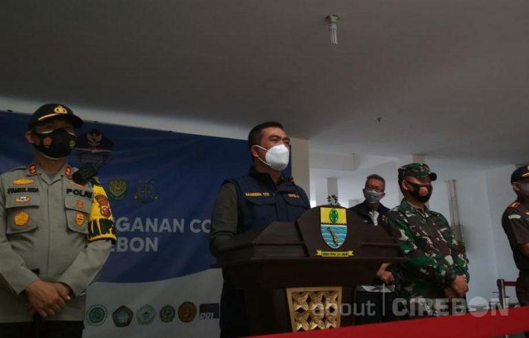 Walikota Cirebon: Pembatasan Aktivitas Upaya Menekan Penyebaran Covid-19