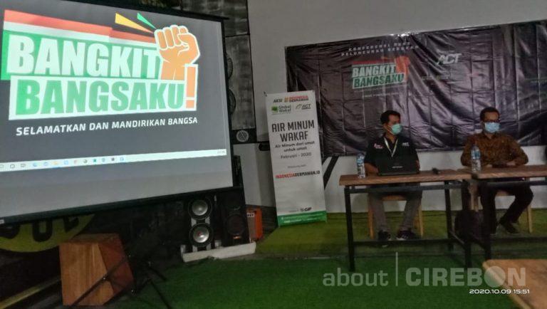 ACT Cirebon Ajak Masyarakat Tetap Optimis Dengan Launching Gerakan Bangkit Bangsaku