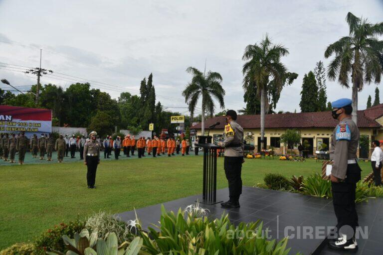 Libur Panjang, Polresta Cirebon Siapkan Pos Pengamanan Di Sejumlah Titik