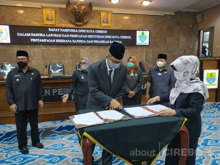 Susunan Organisasi dan Tata Kerja Pemda Kota Cirebon Akan Berubah, Salah Satunya DKOKP
