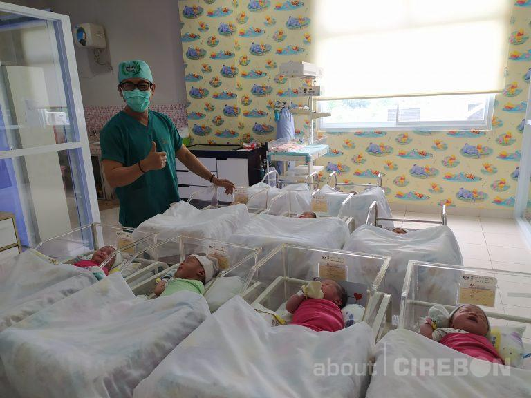 Tanggal 10.10.2020, 12 Bayi Lahir di RSIA Cahaya Bunda Cirebon