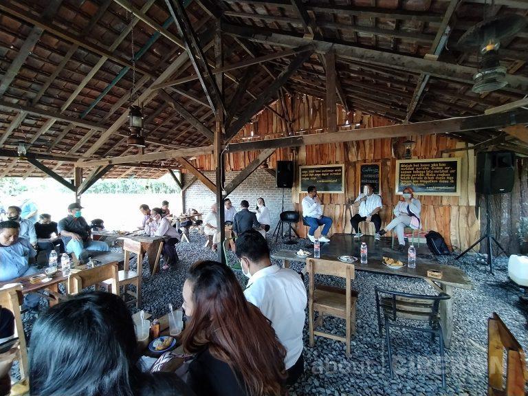Bangkitkan Gairah Pariwisata di Cirebon, Warung Kopi Manis Kumpulkan Pelaku Pariwisata