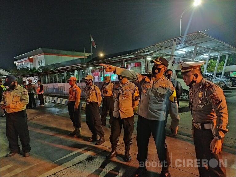 Kapolresta Cirebon Prediksi Arus Lonjakan Volume Kendaraan di Gerbang Tol Palimanan Terjadi Malam ini Sampai Pagi