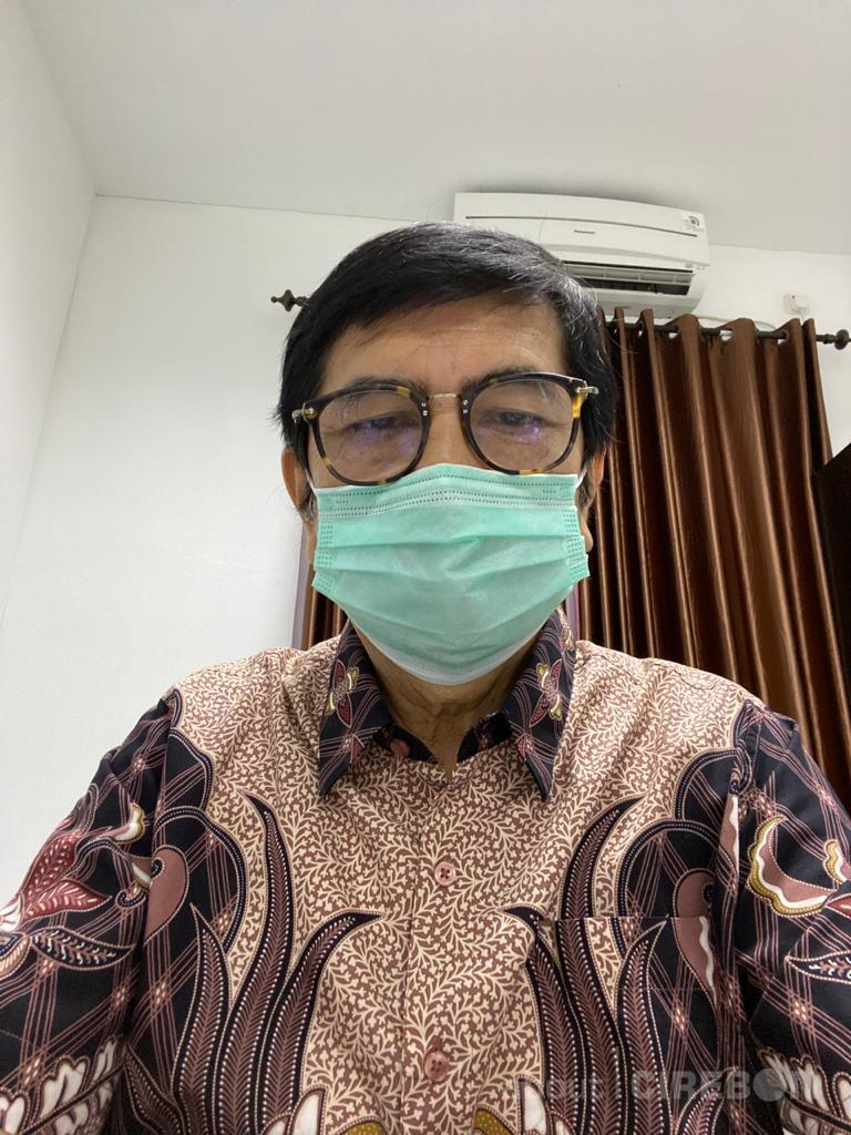 dr. Edial Sanif : Alhamdulillah Saya Sembuh Setelah Dirawat Selama 4 Minggu