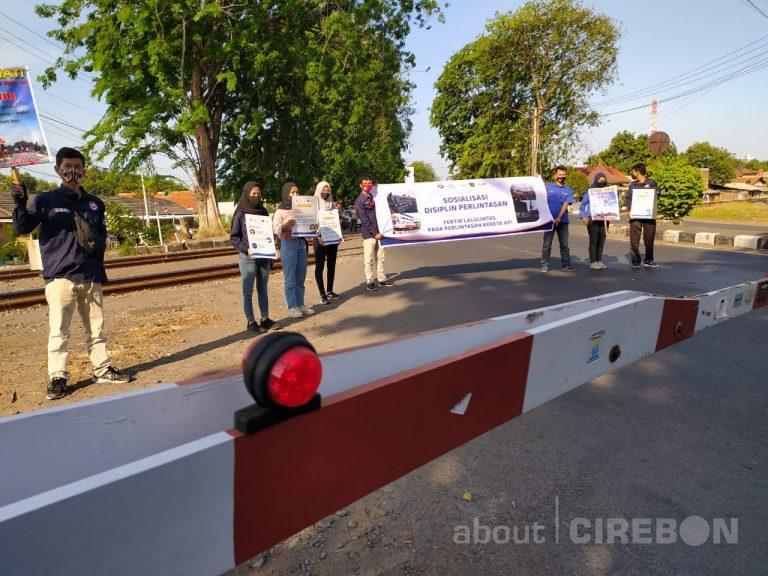 Sepanjang Tahun 2020, PT KAI Daop 3 Cirebon Sudah Menutup 14 Perlintasan Liar