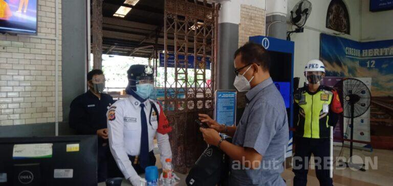 Selama Libur Panjang Kemarin, Pengguna Jasa KA di Daop 3 Cirebon Meningkat