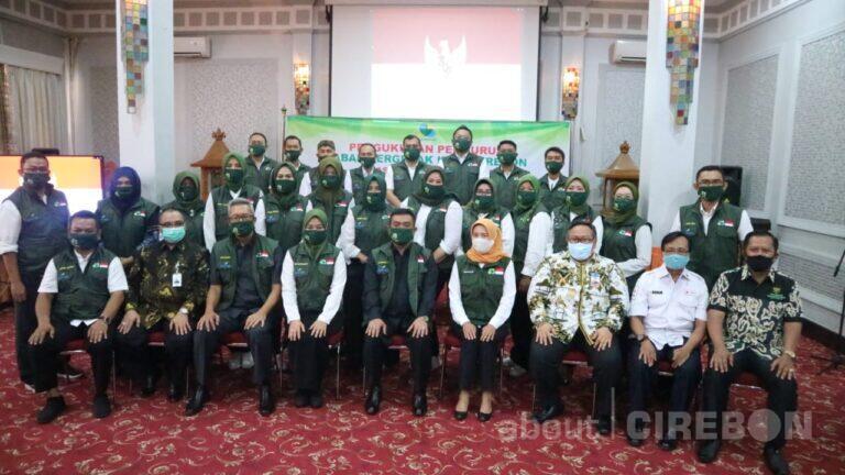 Pengurus Jabar Bergerak Kota Cirebon Resmi Dikukuhkan
