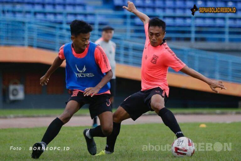 Alvin Dero Duaramuri, Pemuda Asal Cirebon yang Dikontrak Borneo FC