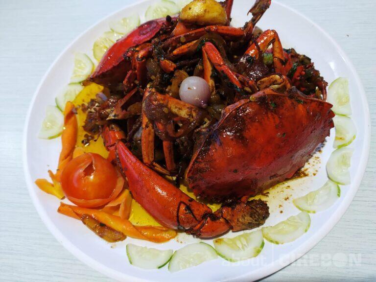 Crab 1818 Luncurkan Menu Baru Caramelized Butter Crab dan Seafood Small Plate