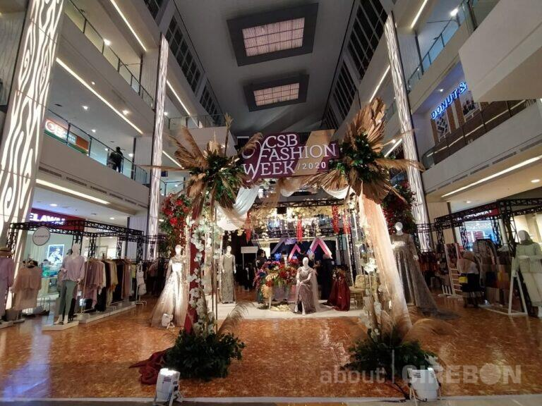 CSB Mall Kembali Gelar CSB Fashion Week 2020