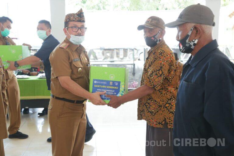 Pemkab Cirebon Dorong UMKM Bangkit di Tengah Pandemi