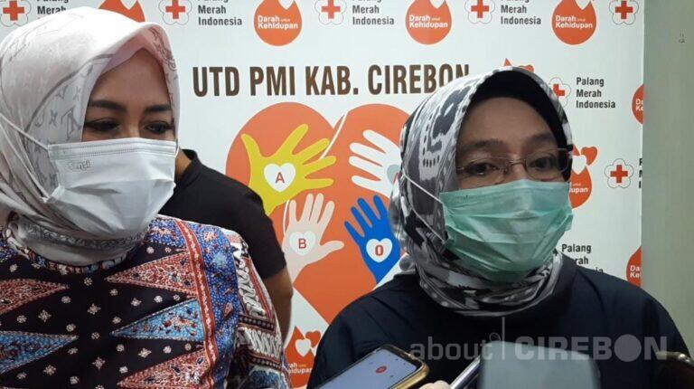 Pendonor Plasma Darah di PMI Kabupaten Cirebon Sangat Tinggi