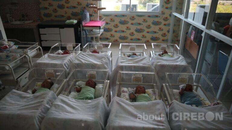 10 Bayi di RSIA Cahaya Bunda Lahir pada Tanggal 11112020