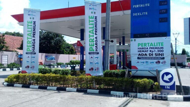 Mulai Besok, Pertamina Hadirkan Program Pertalite Harga Khusus di Cirebon