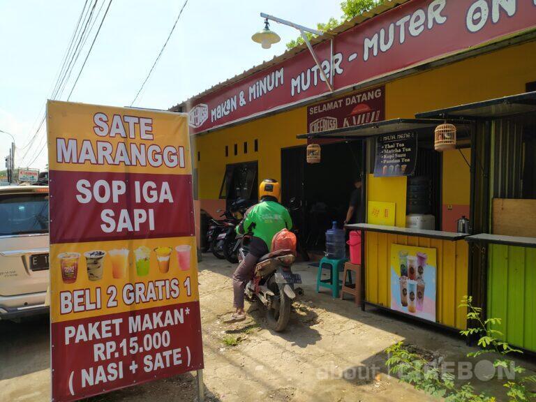 Rindu Makan Sate Maranggi Khas Purwakarta, Kini Hadir di Cirebon