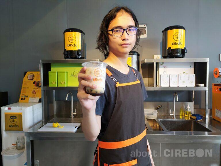Dari Suka Meracik Minuman Sejak Kecil, Kinocha Tawarkan Minuman Teh Premium