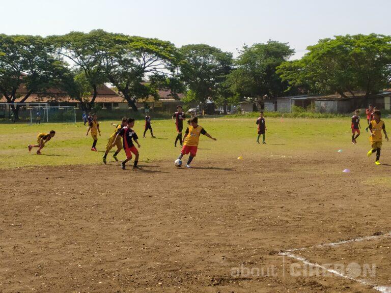 Lahirkan Pemain Bola Berkualitas, Tunas Cirebon FC Butuh Dukungan Pemerintah Daerah