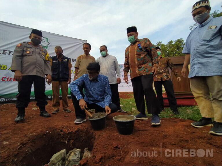 Masjid Abdurrahman Bin Auf Siap Dibangun di Pondok Qur'an Digitalpreneur