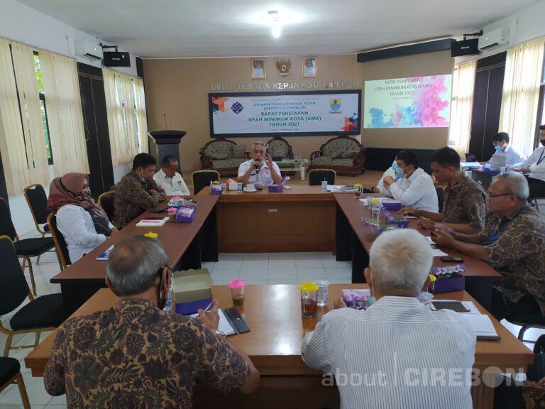 Akhirnya, UMK Kota Cirebon Tahun 2021 Tetap Lampaui UMK Kabupaten Cirebon