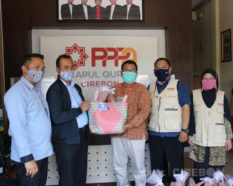 Sinergi Bank Indonesia Wilayah Cirebon dan PPPA Daarul Qur'an Bantu Masyarakat Terdampak Covid-19