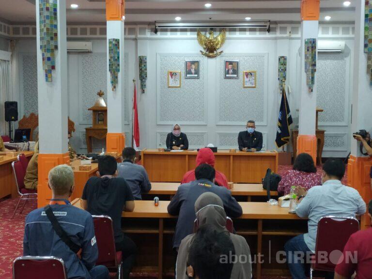 Terkonfirmasi Positif Covid-19, Wali Kota Cirebon Lakukan Isolasi Mandiri