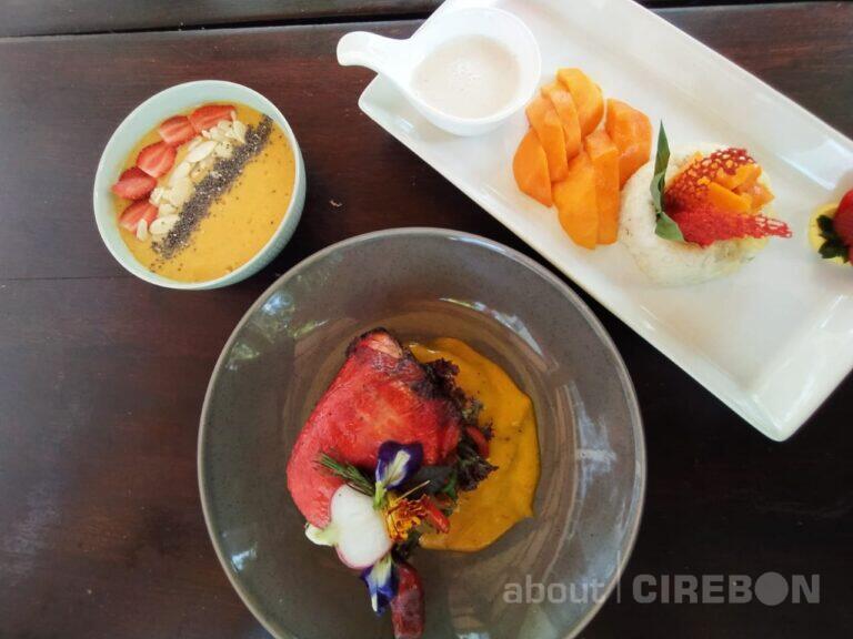 Metland Hotel Cirebon Hadirkan Menu Baru Olahan Mangga 