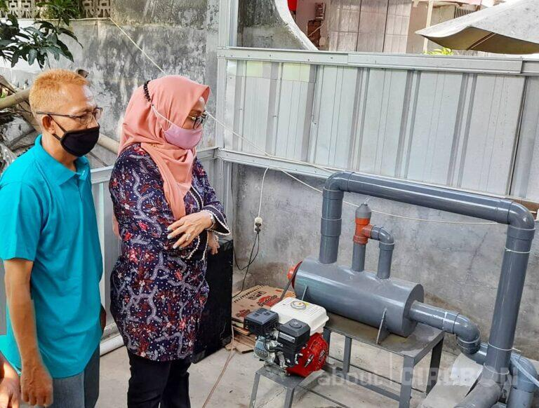 Alat Pembakar Sampah Ramah Lingkungan Jadi Terobosan Pengelolaan Sampah di Kota Cirebon