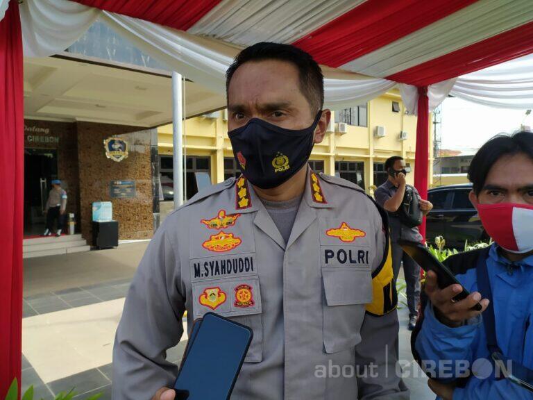 Kapolresta Cirebon: Jika Ada Kerumunan di Malam Tahun Baru Akan Kita Bubarkan