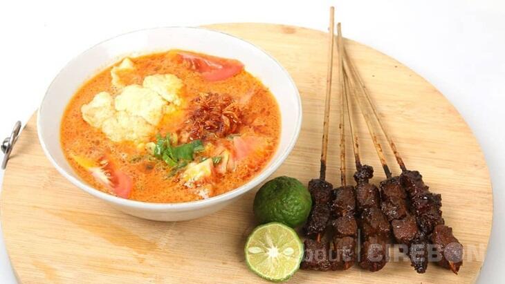 Sate Kuah So.Ga.Ku Ramaikan Kuliner di Cirebon
