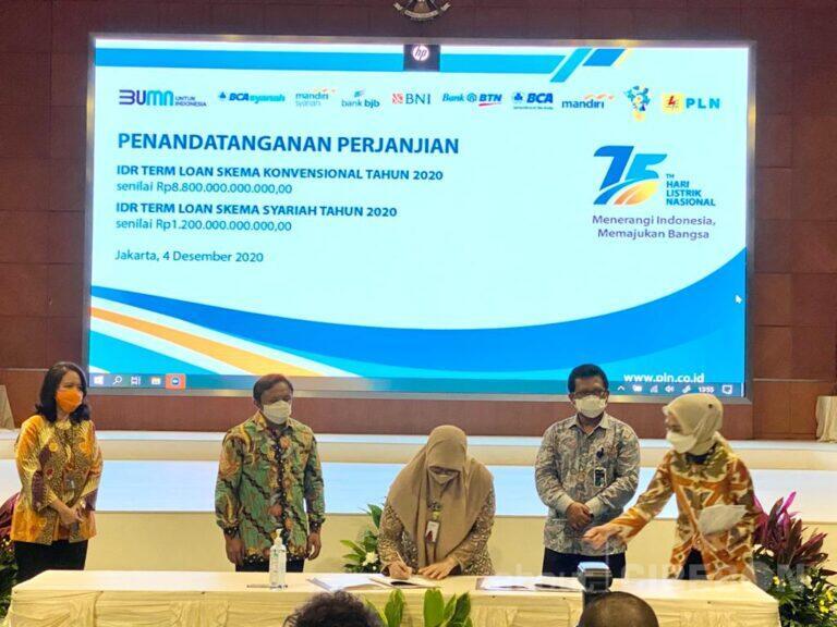 Dukung Infrastruktur Negeri, Mandiri Syariah Kucurkan Pembiayaan Sindikasi Rp1,2 Triliun untuk PLN