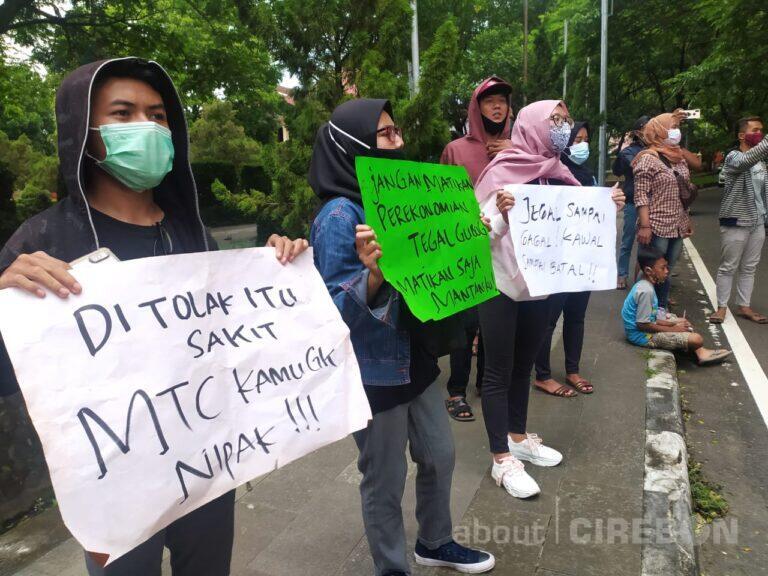 Formasi, Pedagang, dan Masyarakat Tegalgubug Menolak Pembangunan MTC