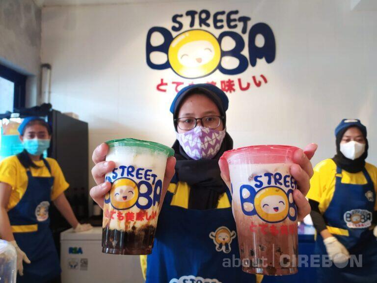 Street Boba Milik Jovi Adhiguna Buka Cabang ke-3 di Cirebon 