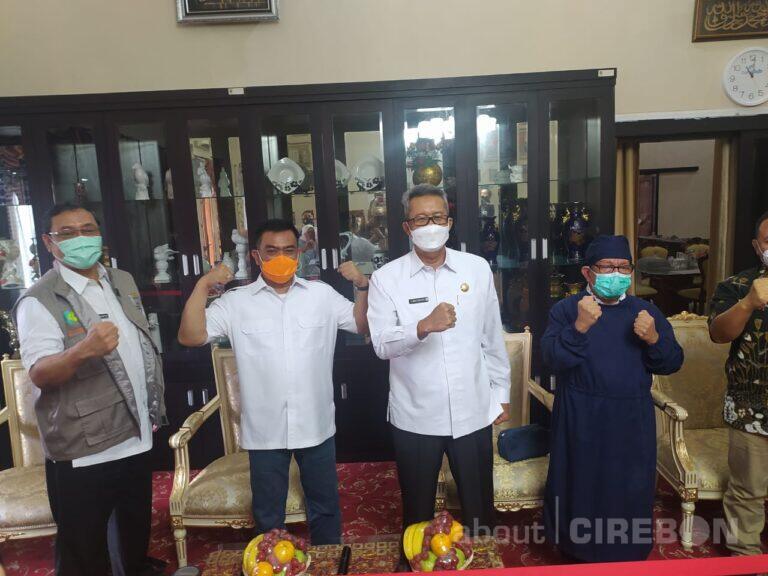 Inilah Cerita Wali Kota Cirebon Saat Terkena Covid-19