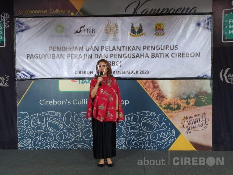 Ketua YBJB: Regenerasi Batik di Cirebon Harus Semakin Banyak