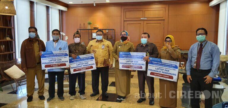 BI Cirebon Kembali Salurkan Bantuan Untuk Dunia Pendidikan