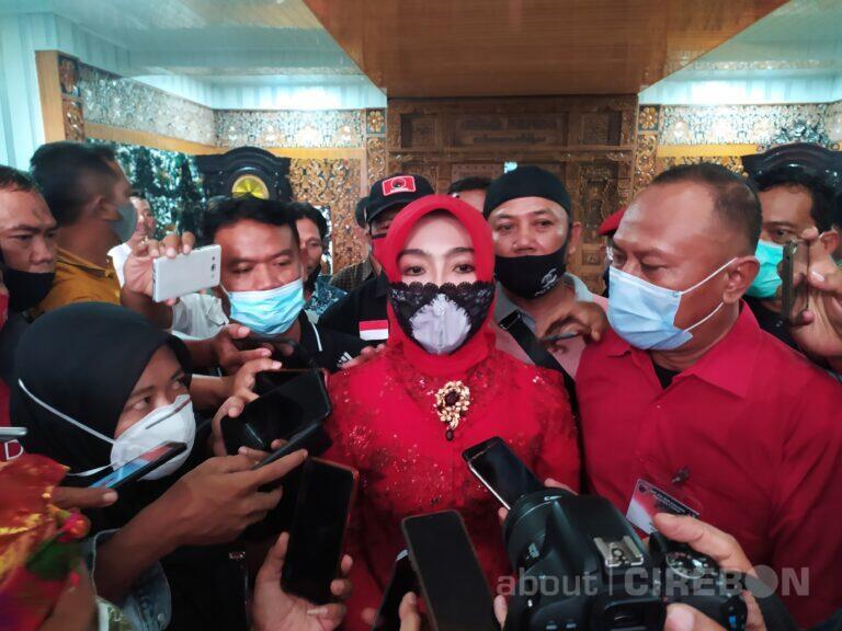 Istri Sunjaya Purwadisastra, Hj. Wahyu Tjiptaningsih Terpilih Jadi Wakil Bupati Cirebon
