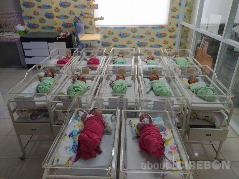 Tanggal 1212, 12 Bayi Lahir di RSIA Cahaya Bunda