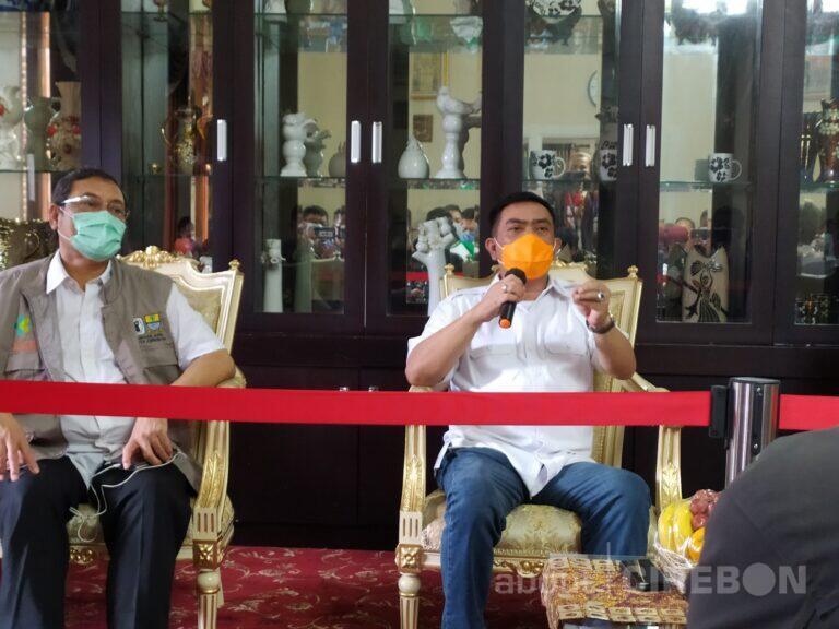 Cerita Wali Kota Cirebon Dihubungi Ridwan Kamil Saat Dinyatakan Positif