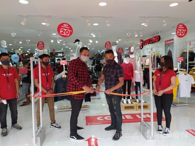 3Second Family Store Hadir di Kota Cirebon dengan Konsep Baru