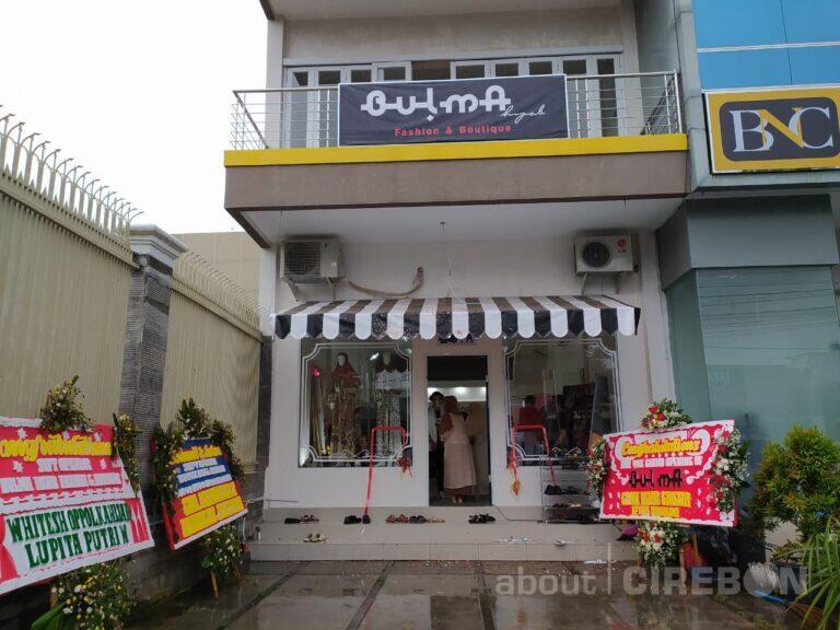 Bulma Hijab Fashion & Boutique Ramaikan Dunia Fashion di Kota Cirebon
