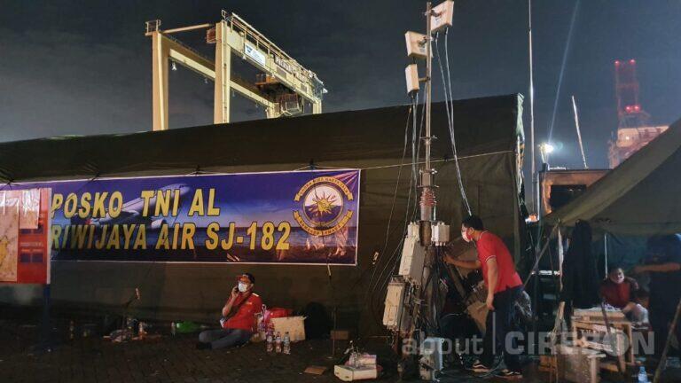 Proses Evakuasi Pesawat Sriwijaya, Telkomsel Dukung dengan Penguatan Jaringan Komunikasi