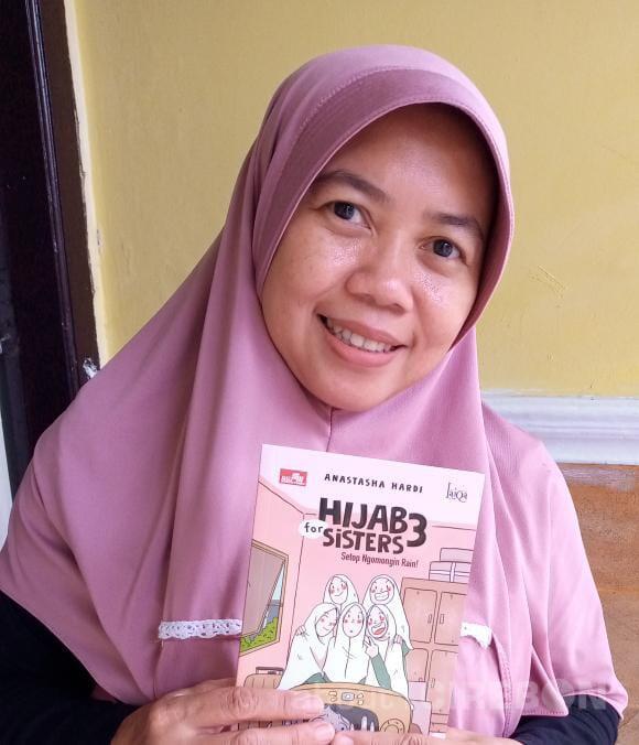 """Hijab For Sister"" Novel Best Seller yang Asik dan Penuh Makna"