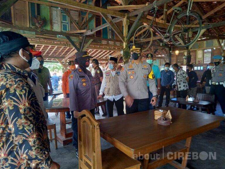 Tekan Penyebaran Covid-19 Selama PPKM, Ini yang Dilakukan Polresta Cirebon