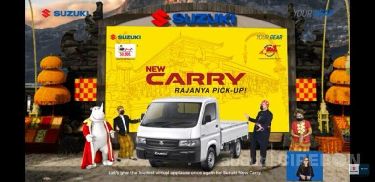 Dengan Tampilan Baru, PT CDPB Cirebon Luncurkan New Car Pick Up