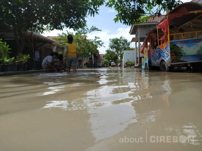 9 Desa di Kecamatan Suranenggala Terendam Banjir, Ribuan Rumah Terdampak