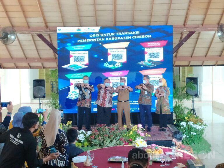 Menuju Smart City, Bank Indonesia dan Bank BJB Luncurkan ETPD Kabupaten Cirebon