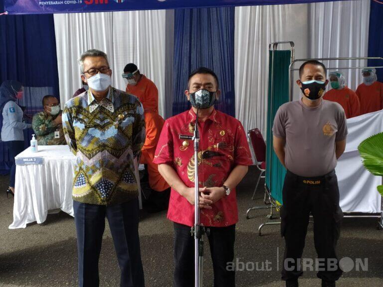 Walikota Cirebon: Masyarakat Kota Cirebon Jangan Ragu Divaksin Covid-19