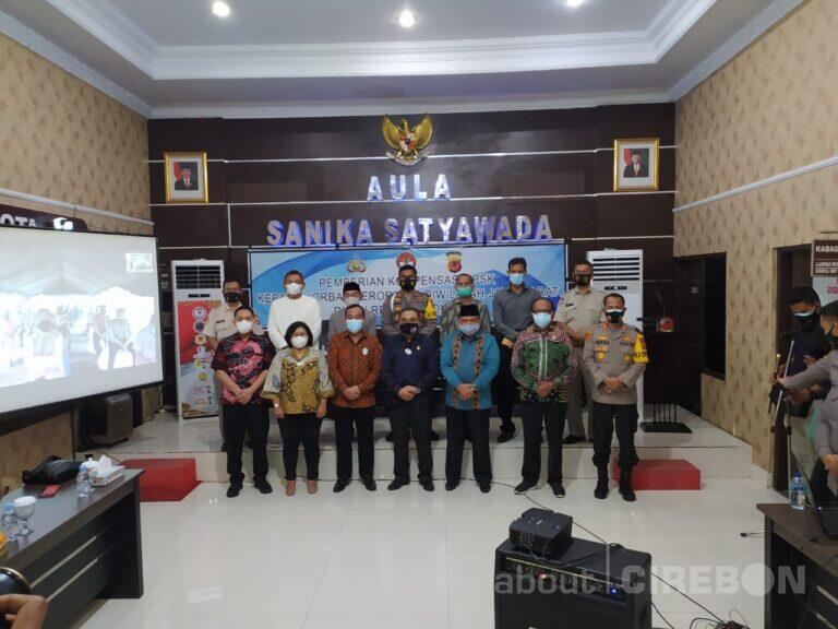 LPSK Salurkan Kompensasi untuk Korban Tindak Pidana Teroris Masa Lalu di Kota Cirebon