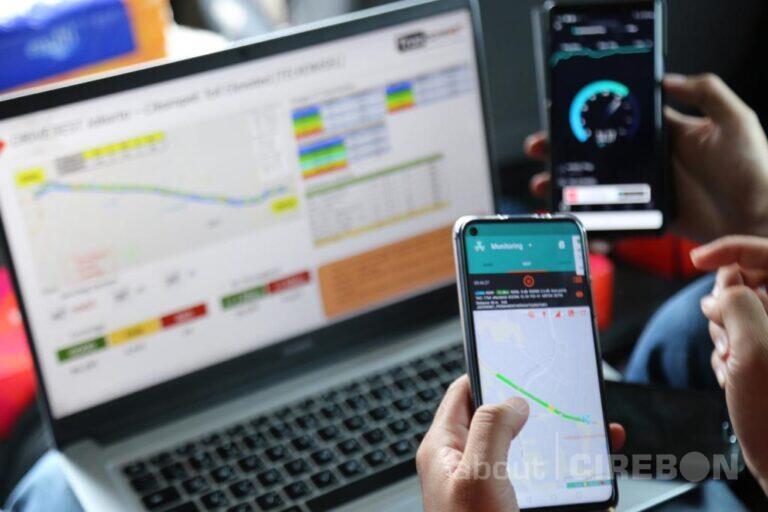 Trafik Layanan Data di Wilayah Operasional Jabotabek, Jabar dan Banten Naik Lebih dari 9,3 Persen